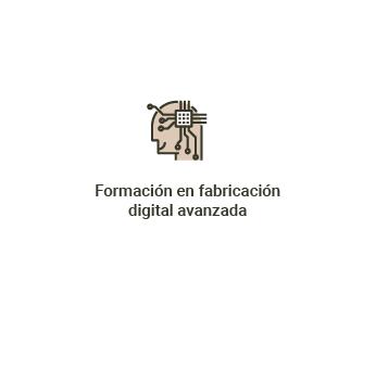 Formación en fabricación <br>digital avanzada